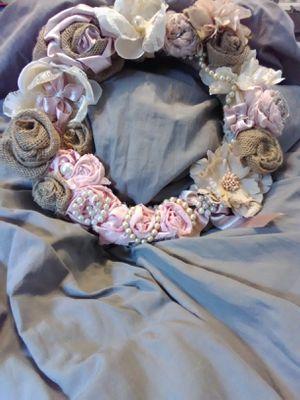 Handmade Victorian Style Wreath for Sale in Dallas, GA