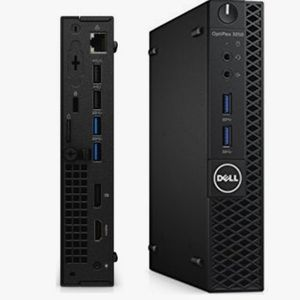 "Dell Optiplex 3050, ""Core i3 3.4GHz."" 7th Gen, Micro Desktop for Sale in Tempe, AZ"