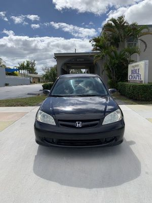 2005 Honda Civix LX for Sale in Opa-locka, FL