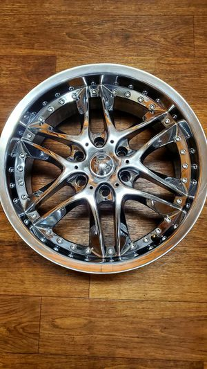 4 Rims wheel 22 inch for Sale in Kirkland, WA