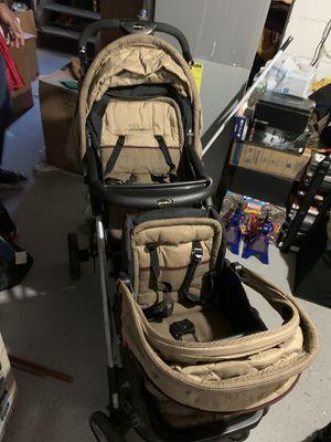 Double stroller for Sale in Woodbridge Township, NJ