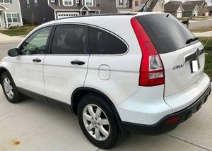 White 2007 Honda CRV EX AWDWheels Good for Sale in Jacksonville, FL