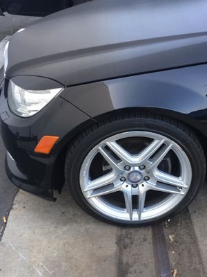 "Benz c300 18"" Amg rims for Sale in Garden Grove, CA"