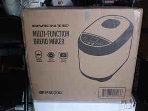Ovente Multi-Function Bread Maker for Sale in Nashville, TN