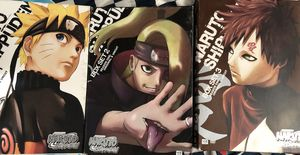 Naruto Shippuden dvd BOX SET 1-3 for Sale in San Diego, CA