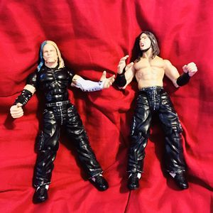 WWF Hardy Boys Action Figures (1999) for Sale in Casa Grande, AZ