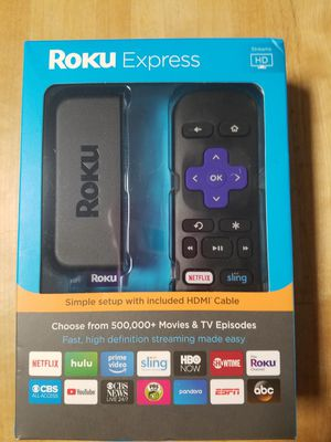 Brand new roku for Sale in Mauldin, SC