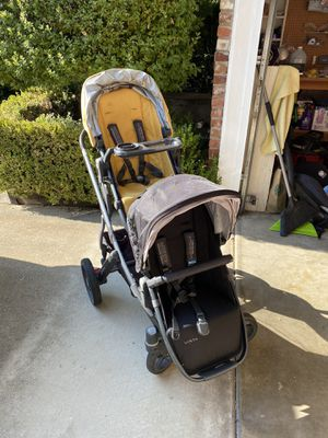 UPPAbaby Vista Double Stroller with Bassinet for Sale in Concord, CA