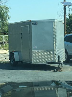 Enclosed Trailer 2014 10' for Sale in Burlington, NJ