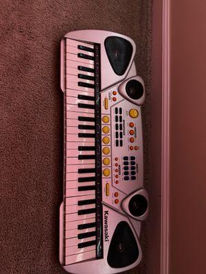 Kidztoyz Kawasaki 49-Key Musical Keyboard for Sale in Lorton, VA