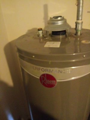 Furnace and Water Tank combo 325 OBO for Sale in Detroit, MI