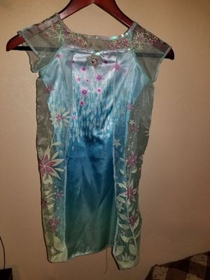 Queen Elsa dress for Sale in Perris, CA