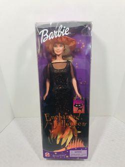 Vintage 2000 Mattel Enchanted Halloween Barbie for Sale in Pawtucket,  RI