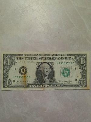 1 dollar 2013 H79333793C Washington for Sale in Stockton, CA