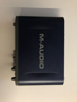 M Audio Fast Track Pro for Sale in San Diego, CA