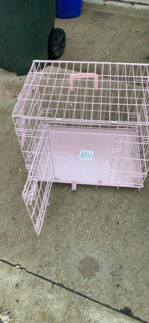 Dog crate for small breed for Sale in Glendale Heights, IL
