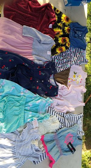 18/24 month baby girl clothes for Sale in Sanger, CA