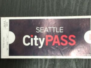 Seattle City Pass for Sale in Seattle, WA