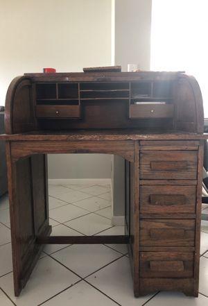 Antique desk for Sale in Boynton Beach, FL
