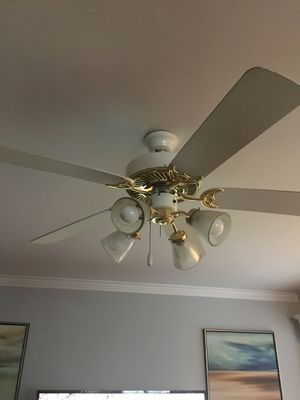 Minka Aire ceiling fan 40.00 for Sale in Apex, NC