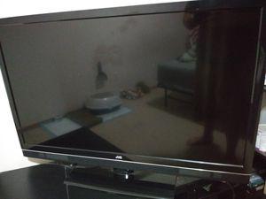 """42"""" JVC Blackcrystal flat screen LCD TV for Sale in Seattle, WA"""