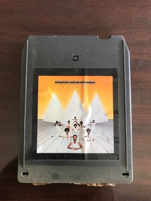 8-Track Earth Wind and Fire for Sale in Hemet, CA