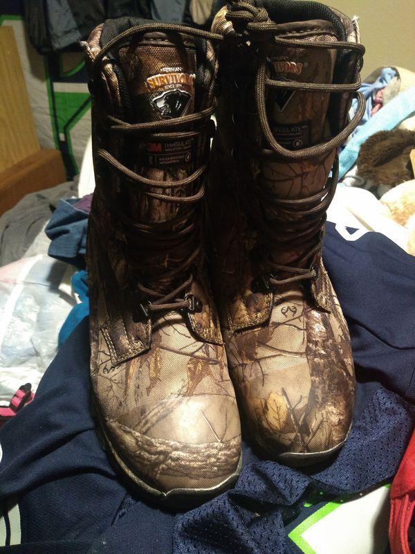 Herman Survivors Boots