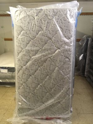 Brand New plush twin size mattress for Sale in West Columbia, SC