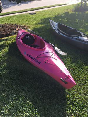 Emotion Kayak. for Sale in Porter, TX