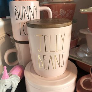 Rae Dunn Pink Jelly Beans Cellar for Sale in Torrance, CA