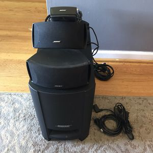 Bose cinemate series for Sale in Taylor, MI
