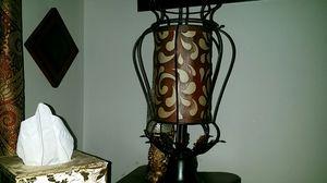 Decorative lamps ( set of 2) for Sale in Belleville, MI