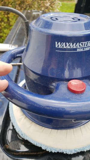 Wax master car polisher for Sale in Millersville, MD