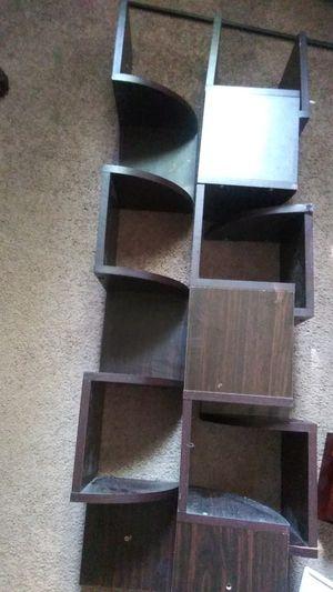 Corner wall shelf for Sale in Tacoma, WA