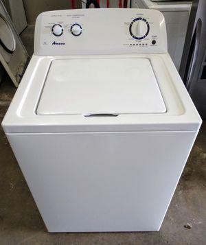 Whirlpool Washer with Warranty for Sale in Fresno, CA