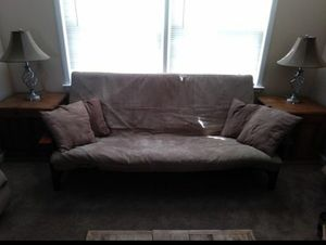 Better Homes & Gardens Futon Bed (New & Assembled) for Sale in Batsto, NJ