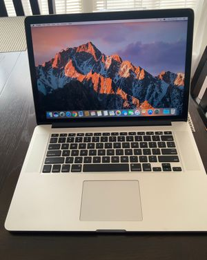 Mid 2015 MacBook Pro for Sale in Manassas, VA