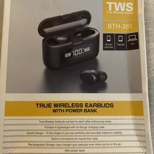 Wireless Earbuds NEW $20 firm for Sale in National City, CA