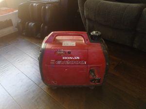 Honda generator for Sale in Hayward, CA