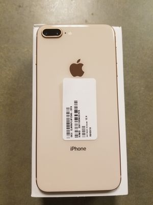 iPhone 8 plus 64gb factory unlocked for Sale in Berea, OH