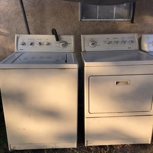 Kenmore Washer & dryer set!! for Sale in Bakersfield, CA