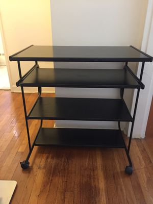 Computer cart desk for Sale in Fort Lee, NJ