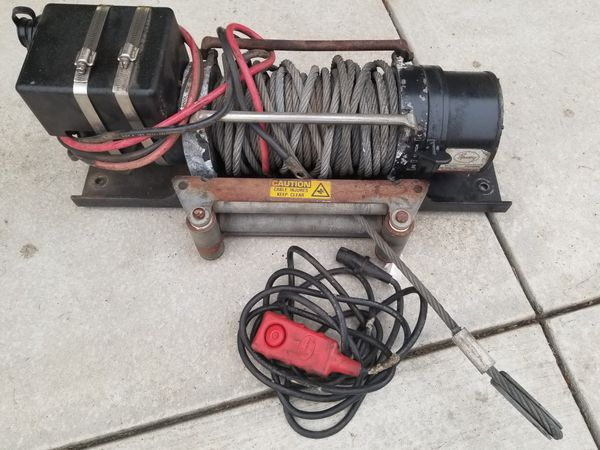 Ramsey REP 8000 Electric Winch