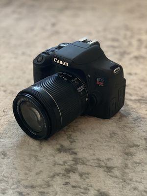Canon EOS Rebel T6i for Sale in Richmond, VA