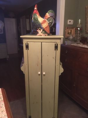 Farmhouse Pantry Storage for Sale in Lockport, IL