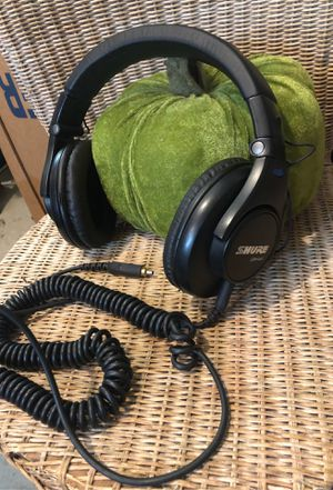 Shure SRH440 Professional Studio Quality Headphones for Sale in Portland, OR