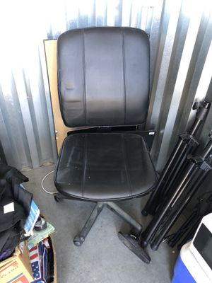 Office chair $15 dollars for Sale in Taylorsville, UT