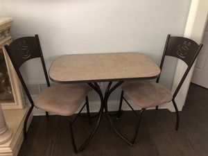 Kitchen table & 2 chairs for Sale in Cumming, GA