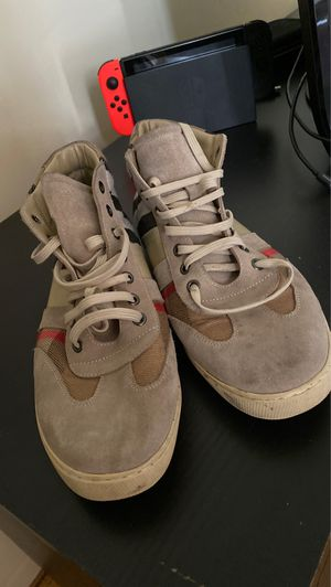 Burberry Sneakers, Sz 11 for Sale in Los Angeles, CA