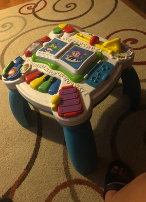 Baby toddler toy leap frog for Sale in Virginia Beach, VA